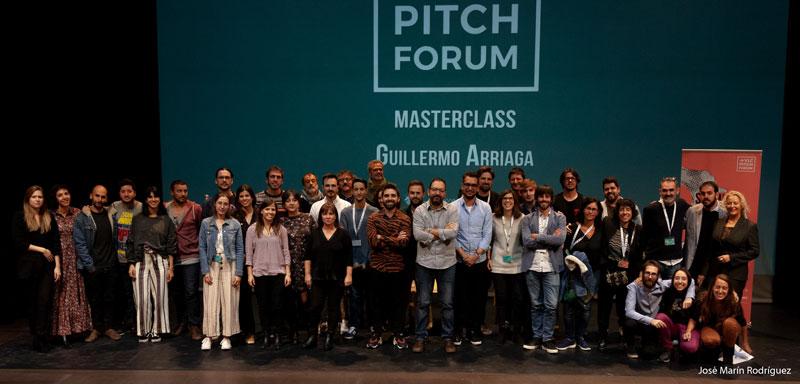 Premiados primera edición del VLC PITCH FORUM